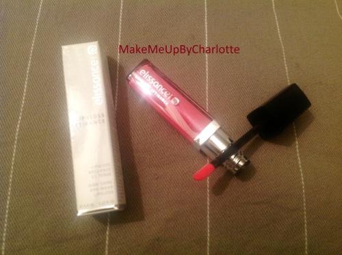deauty-box-magritte-novembre-mois-produits-reçus-blogueuse-elissance-gloss-rose