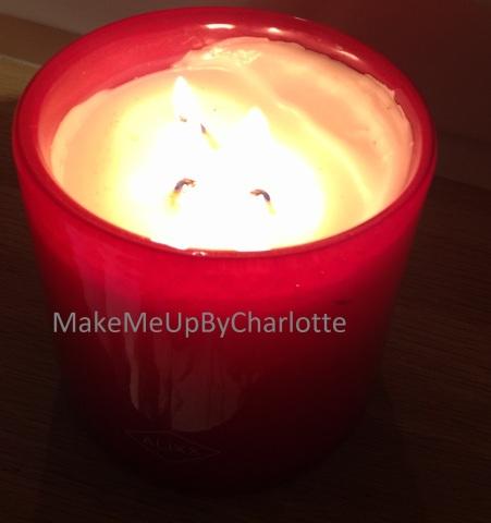 bougie-Allix-deauty-box-magritte-novembre-mois-produits-reçus-blogueuse-rouge