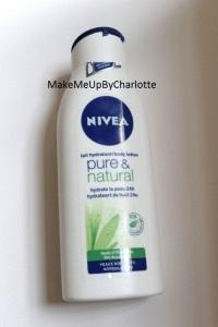PT#3 lait corps nivéa