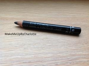 Crayon noir khôl 2B
