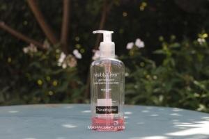 gel nettoyant neutrogena pampl rose