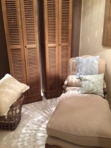 Flamant petite chambre