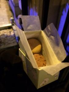 la durée boite de macarons