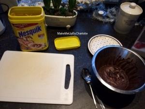 truffes ingrédients boules