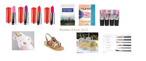 Wishlist-rouge-à-lèvres-livres-mac-peluche-licorne-tropeziennes-spartiates-lemonade-citron-citronnade-pinceaux-yeux-maybelline