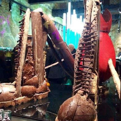 sculpture-en-chocolat-les-nocturnes-du-sablon-à-bruxelles-2016-belgique-bruxellois-typique-patrick-roger-flamant-les-bruxelloises-belgian-gourmet-soiree-que-faire-vendredi-samedi-dimanche-soir-weekend-sortie-en-ville-sapin-noel-chalet-place-flamant-deco