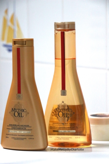 mythic-oil-loreal-shampooing-soin-demelant-revue-blogueuse-cheveux-sdb-deco-cosy-doré-thebodyshop-beuure-corporel