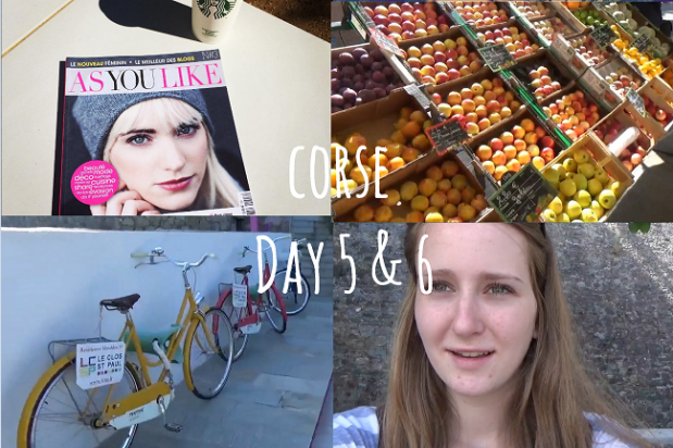 vlog-corse-corte-llerousse-marché-asyoulike-velo-blogueuse
