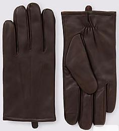 idées-cadeaux-hommes-noel-écharpe-marks-&-spencer-cachemire-pas-chère-blogueuse-avis-gants-pour-conduire-cuir-brun-foncé