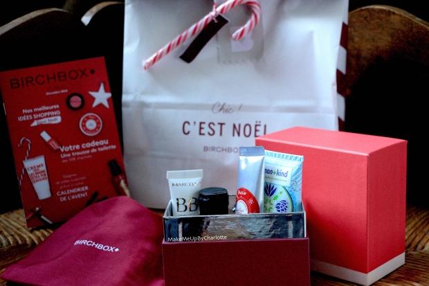 birchbox-chic-c-est-noel-decembre-2016-event-blogger-presse-marcelle-john-masters-organics-polaar-human+kind-loc-rangement-à-pinceaux-maquillage-candy-cane-canne-à-sucre-fêtes-idée-cadeau-box-blogueuse-revue-avis-produits-reçus