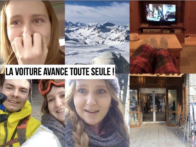 vlog-ski-montagne-vacances-carnaval-val-d-isère-la-voiture-avance-toute-seule-paysage-neige-youtubeuse-panique-frayeur-en-amoureux