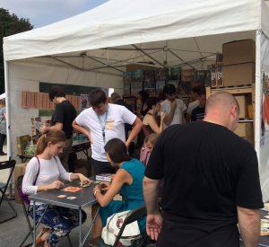 Que faire à Bruxelles le weekend du 26-27 août ? Festival du jeu de sociétés !