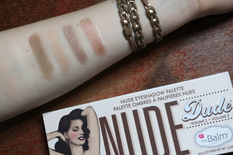 Avis sur la Palette Nude Dude The Balm