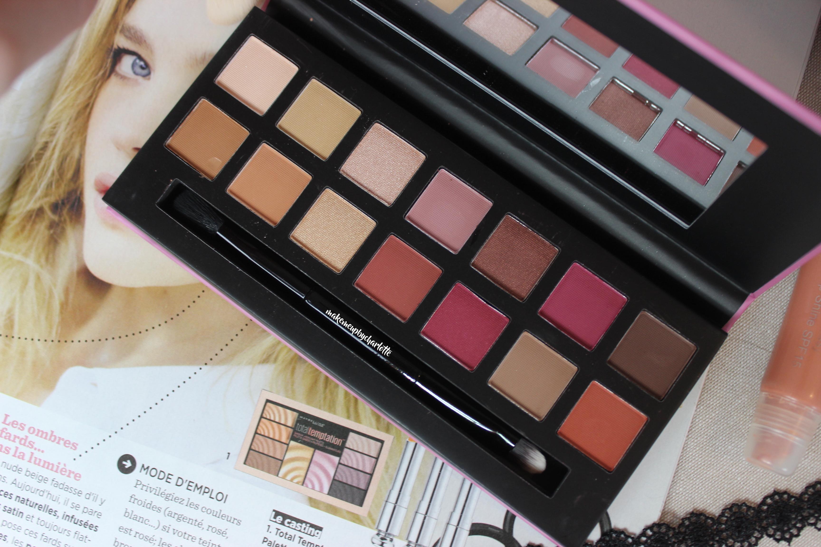 34573ee8297a14 LA palette pour cet été pour sublimer la couleur de vos yeux ...